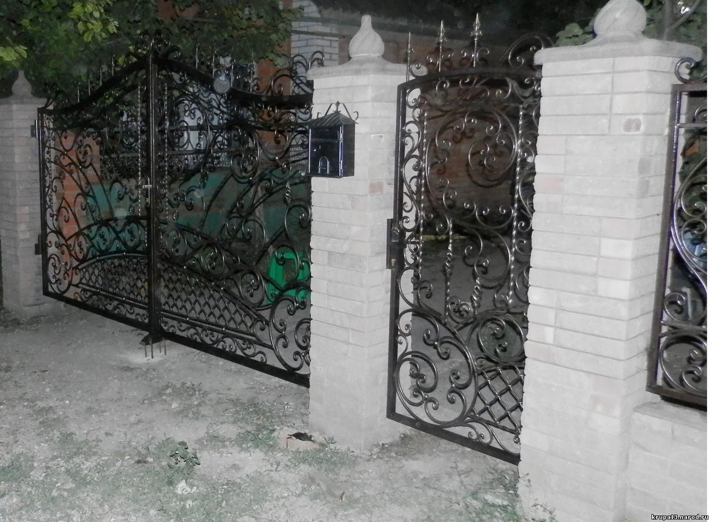 Ворота по фен шуй фото 3